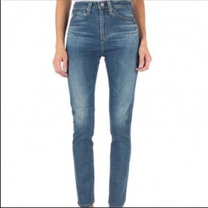 AG Adriano Goldschmied | Sophia High Waisted Jeans